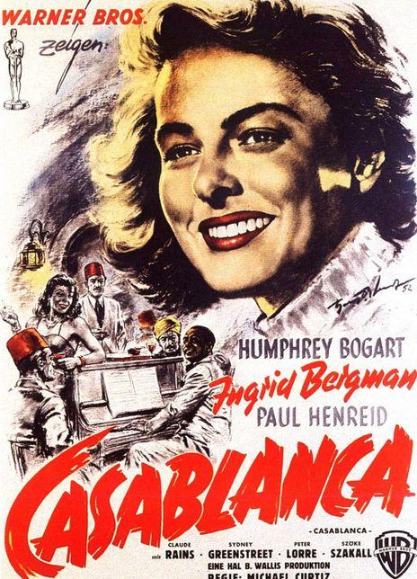 1942高分愛情戰爭《卡薩布蘭卡》HDRip.國英雙語.中英雙字