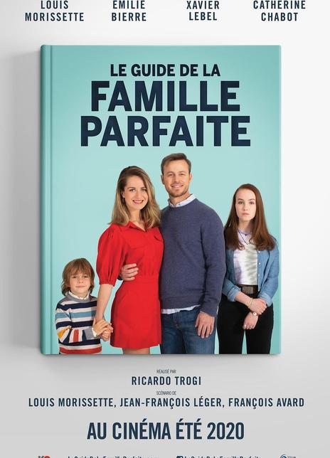 完美家庭指南 2021法国喜剧 HD1080P.法语中字