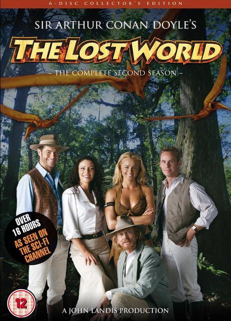 1999-2001年高分剧集《遗失的世界》HD720P 高清下载