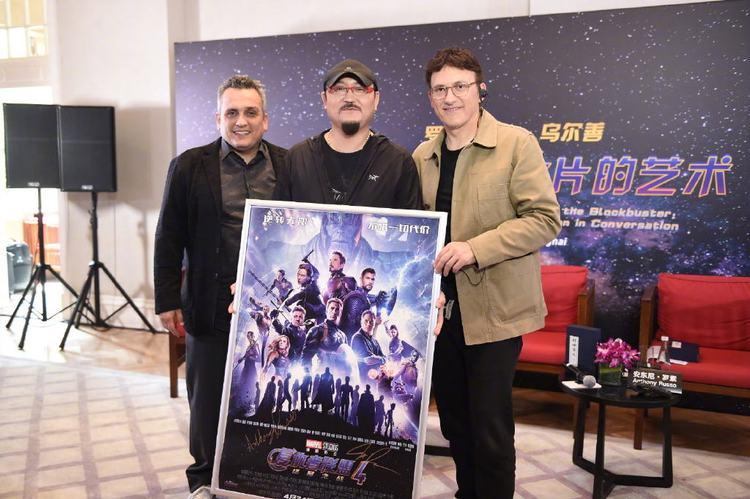 """中国粉丝对《复联4》热情高涨,导演罗素兄弟称像""""恋爱关系""""  第7张"""