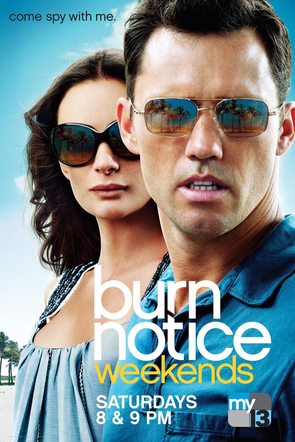 Burn Notice Season 6