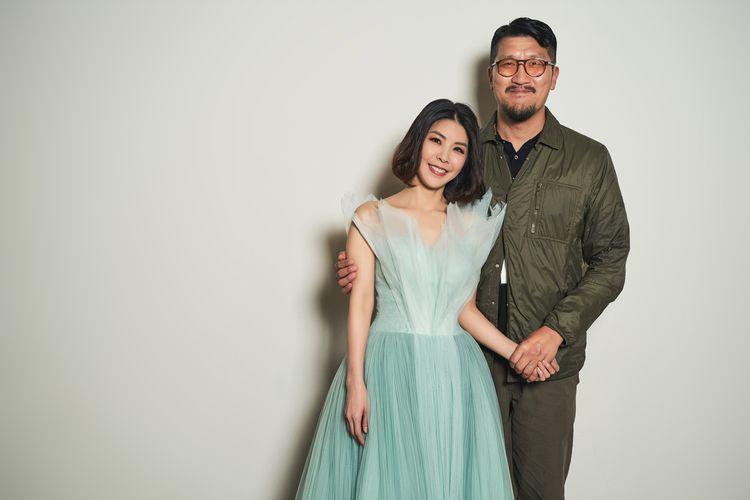 许茹芸出道24年首破蛋,化身芙烈亚女神  第4张