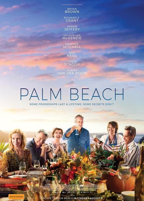 2019 澳大利亞《棕櫚灘》悉尼電影節