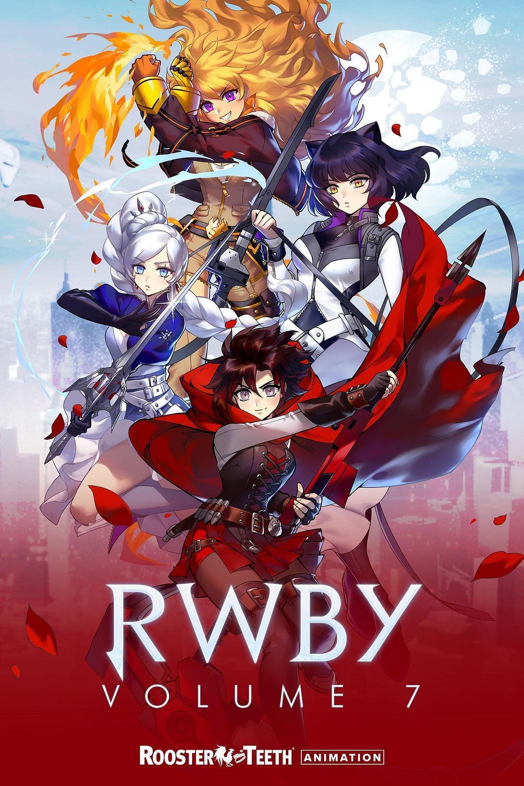 RWBY Season 7