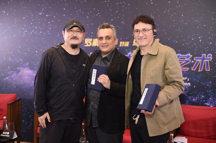 """中国粉丝对《复联4》热情高涨,导演罗素兄弟称像""""恋爱关系""""  第6张"""