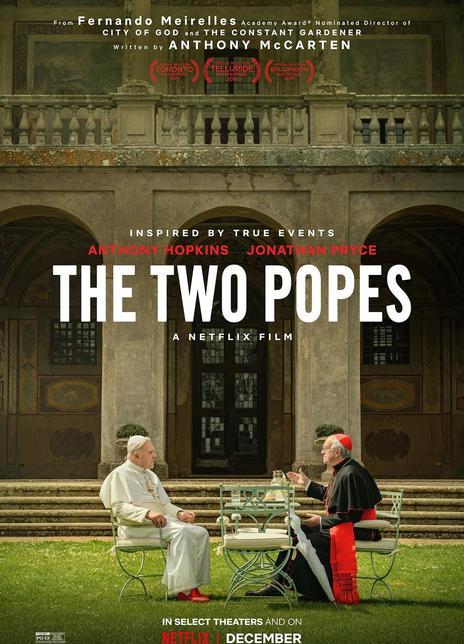 2019 英國《教宗的承繼》特柳賴德電影節