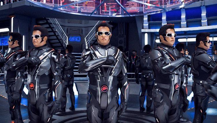 复联又一超级英雄要来了,宝莱坞机器人2.0有望引进  第7张
