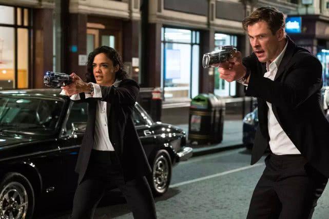 好莱坞科幻动作大片《黑衣人》新作来了!提前预定今夏必看!  第9张