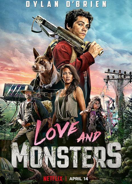 2020美国高分冒险《爱与怪物》HD1080P 高清下载