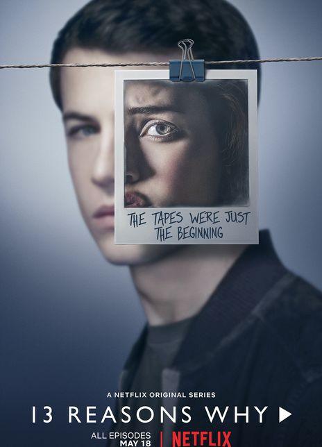 十三个原因 第一季海报封面