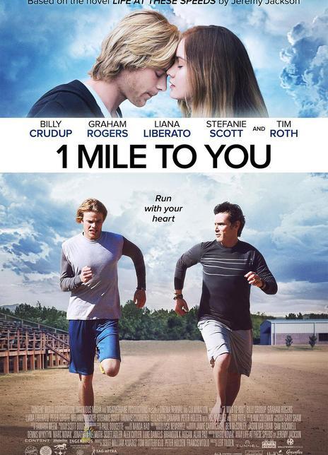2017 美國《距你一英里》根據杰里米杰克遜的同名小說改編