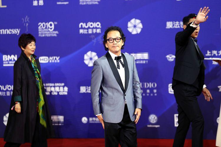 《一级指控》亮相北京国际电影节,方中信等全明星阵容闪耀红毯  第4张