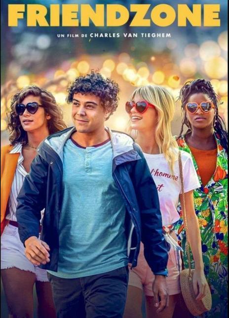 2021法国喜剧爱情《我不是男闺蜜》HD1080P.法语中字