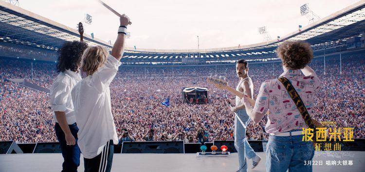 《波西米亚狂想曲》全球票房9亿美元,跻身影史最卖座音乐传记片  第1张