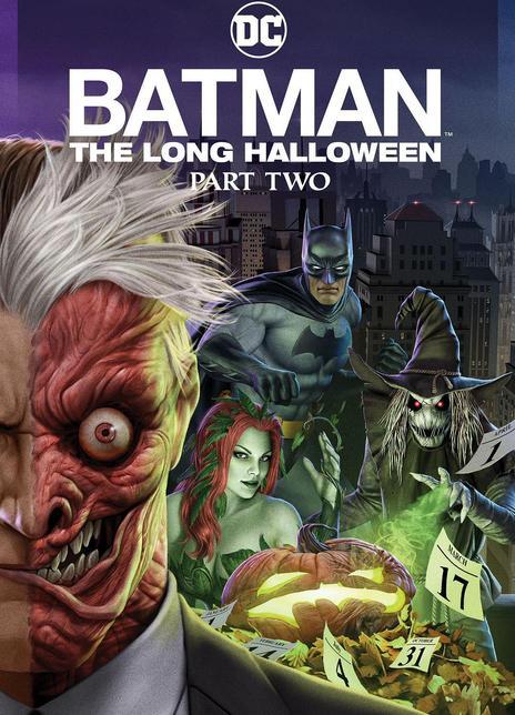 蝙蝠侠:漫长的万圣节(上) 2021高分动画犯罪 .HD1080P.中字
