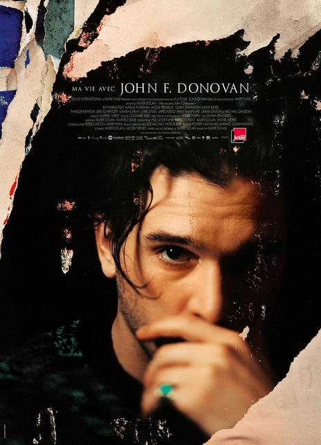约翰·多诺万的死与生海报封面