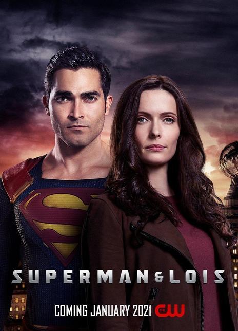 超人和露易斯海报封面