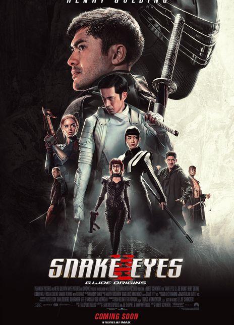 特种部队:蛇眼起源 2021动作科幻冒险 HD1080P.中英双字