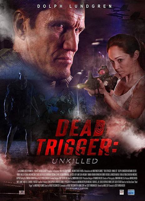2017 美國《死亡扳機》莫斯科國際電影節