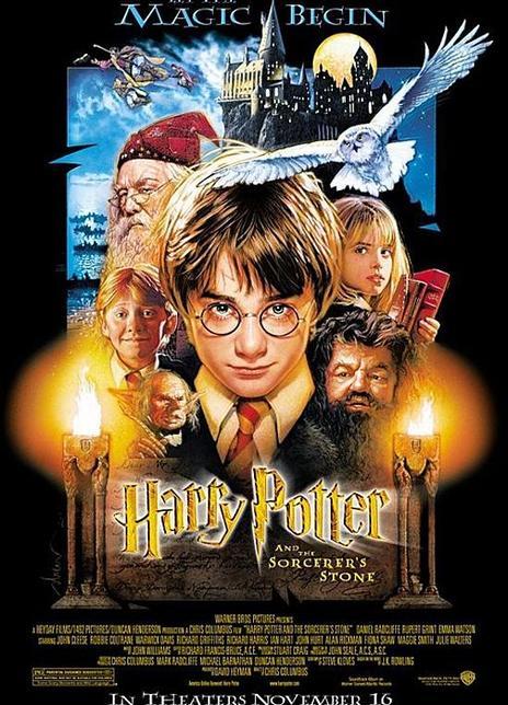2001-2011年 经典冒险奇幻片《哈利波特》1-7部合集.BD720p.国英双语中英双字