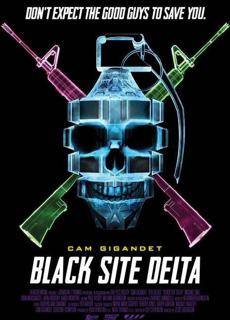2017 美國《黑網三角洲》囚犯聯手對陣恐怖分子