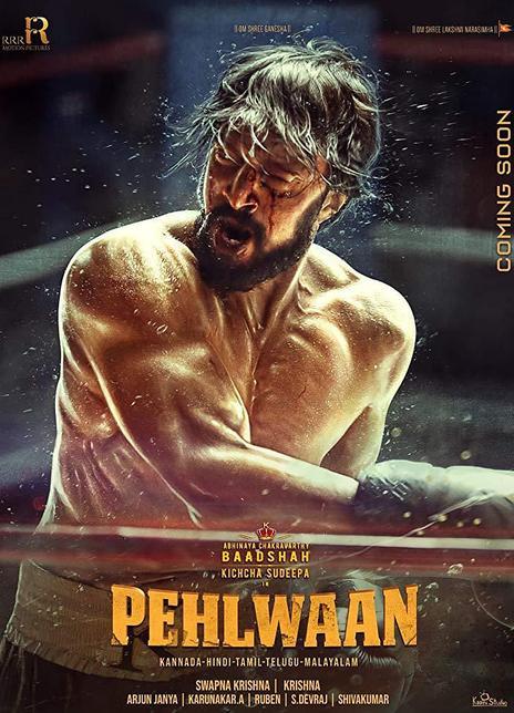 2019 印度《神的摔角手》動作和戲劇性構成了這部電影的亮點