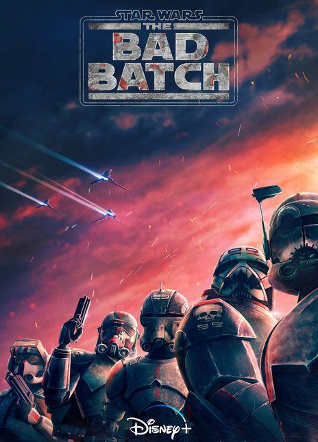 星球大战:残次品 2021高分科幻动画 HD1080P.中英双字