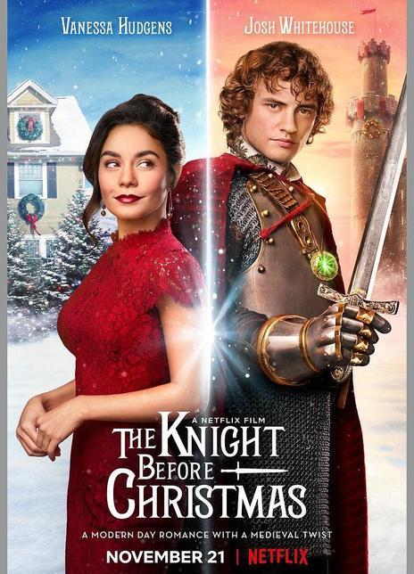 2019 美国《穿越时空的骑士》中世纪骑士柯尔爵士被女巫送到今日俄亥俄州