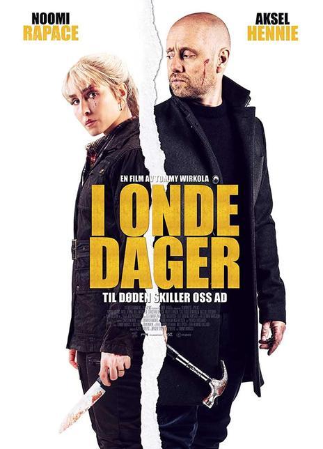 2021挪威大尺度惊悚《在糟糕的日子里》HD1080P.挪威语中字