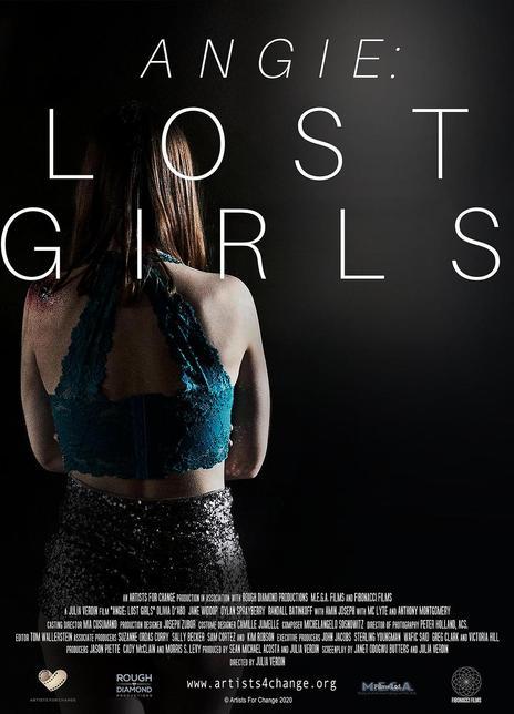 安吉:失踪的女孩 2020美国剧情 BD1080P.中英双字