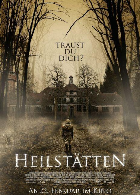2018 德國《靈異療養院》故事發生在柏林近郊一間偏僻又陰森的療養院