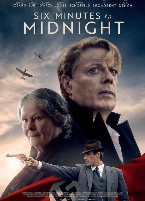 2020英国剧情《六分钟到午夜》BD1080P.中英双字