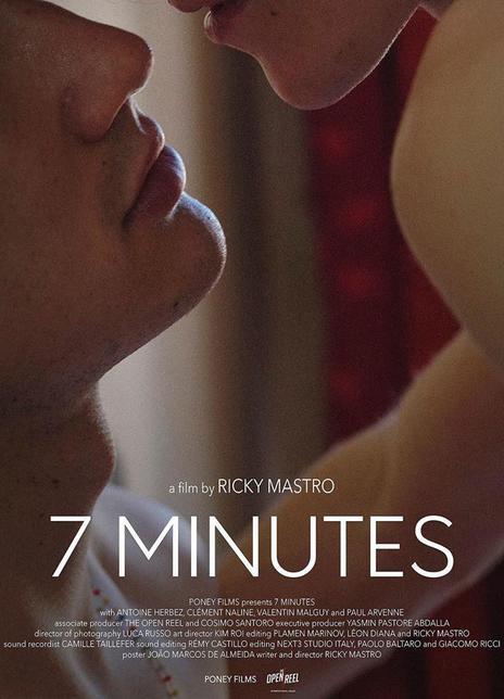 2020法国剧情同性《7分钟》HD1080P.法语中字