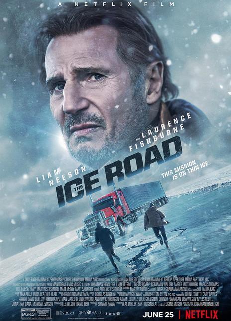2021连姆尼森动作冒险《冰路营救》HD1080P.高清下载