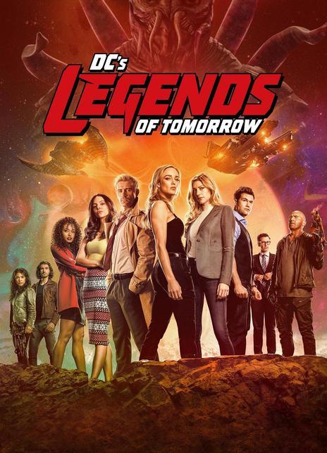明日传奇第六季全集2021美剧 HD1080P 高清迅雷下载