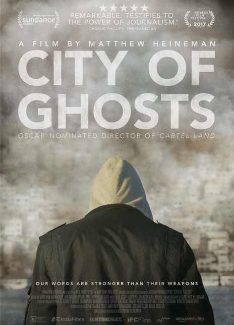 2017 美國《幽靈之城》圣丹斯電影節