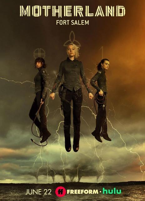 女巫前线:塞勒姆要塞第二季全集 2021美剧 HD1080P 高清迅雷下载