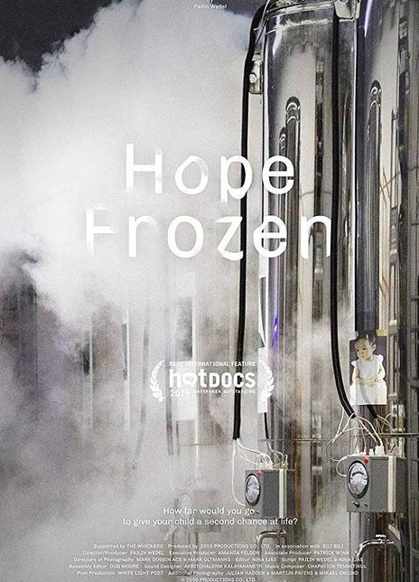 2020豆瓣8.2泰国科学家冷冻爱女纪录《冻结的希望/雪藏希望待日重生》HD720P 中文字幕
