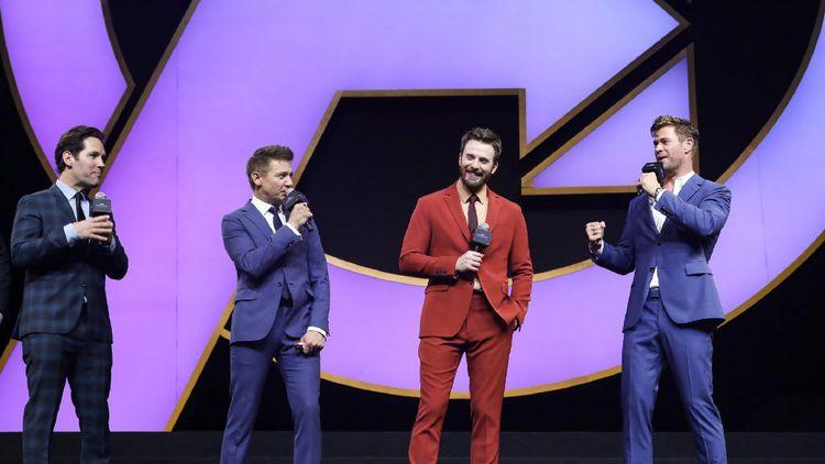 《复联4》上映倒计时两天,预售票房突破5亿再创新高  第3张