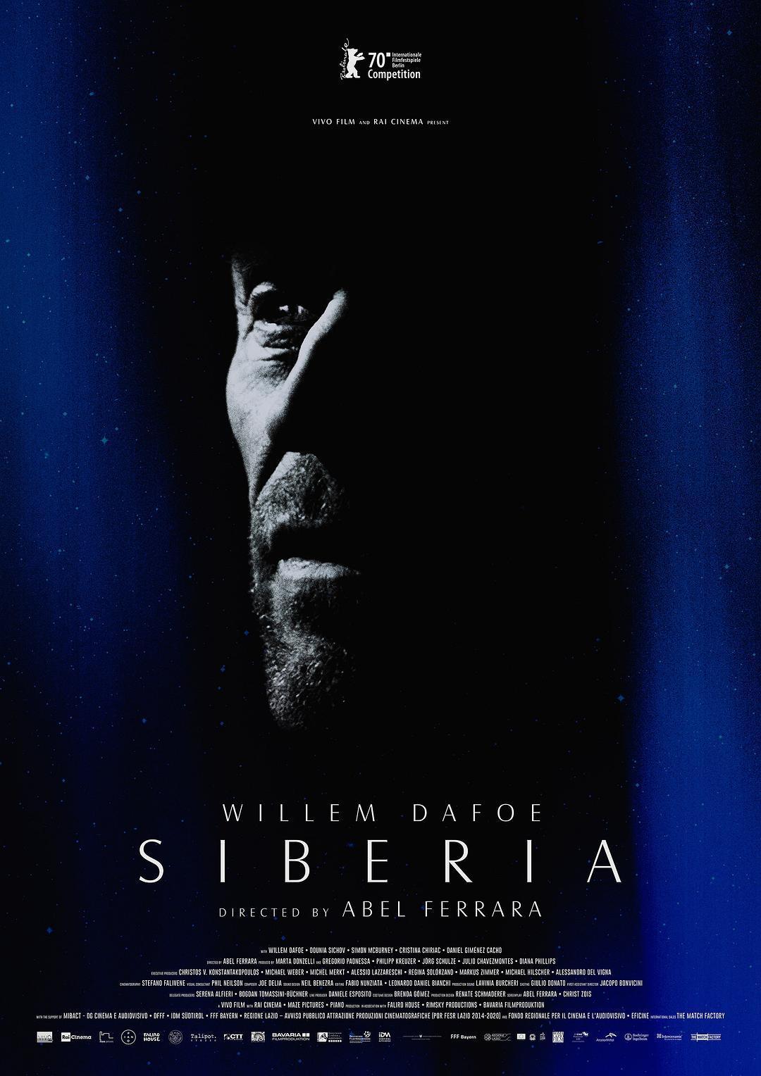 2020意大利剧情《西伯利亚》BD1080P.中英双字