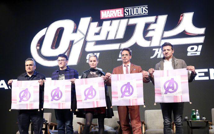 复联4亚洲发布会信息量超大!导演曝会有新角色加入复联4  第1张