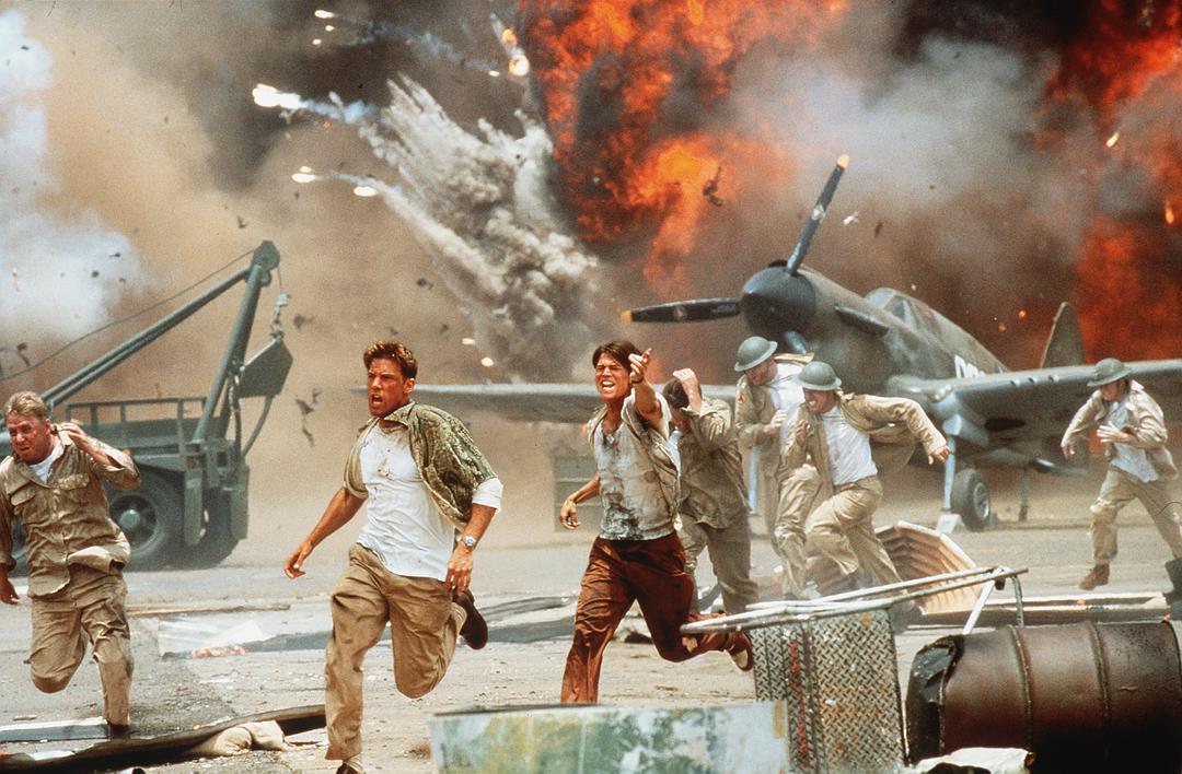 2001迈克尔贝战争《珍珠港》BD1080P.国粤英语.高清中英双字