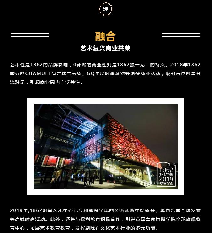 青春主场·生活万岁 | 1862时尚艺术中心2019演出季正式发布  第32张