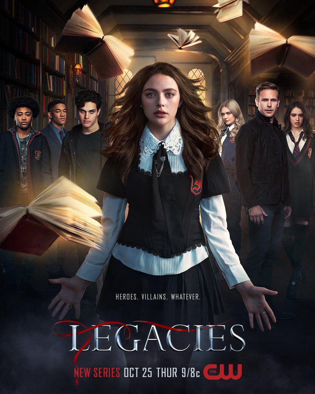 Legacies Season 1