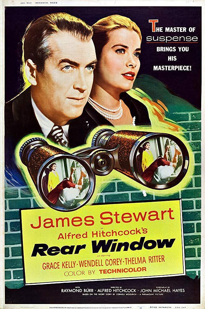 1954高分懸疑驚悚《后窗》BD720P.高清中字