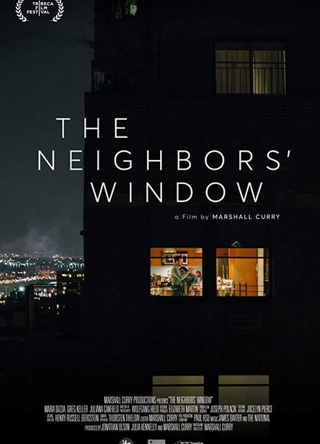 2019美國6.9分劇情短片《鄰居的窗》HD720P.中英字幕