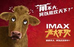 """IMAX发布2021春节档主视觉,三部大片欢聚""""无大不欢"""""""
