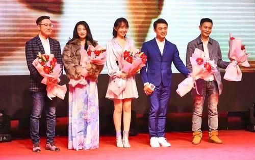 樊少皇首演愛情電影 《非正式愛情》326甜蜜上映