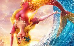 小美人魚來了!清明檔《小美人魚的奇幻冒險》全國超前點映