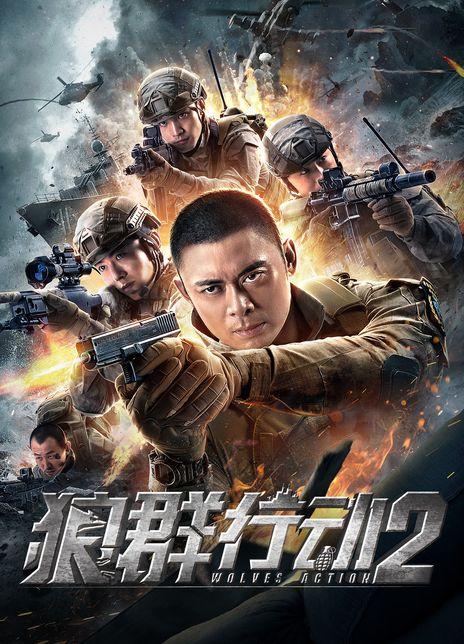 2020樊少皇动作冒险《狼群行动2》HD4K.国语中字